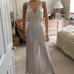 NWOT...Victoria Secret sequin nightgown